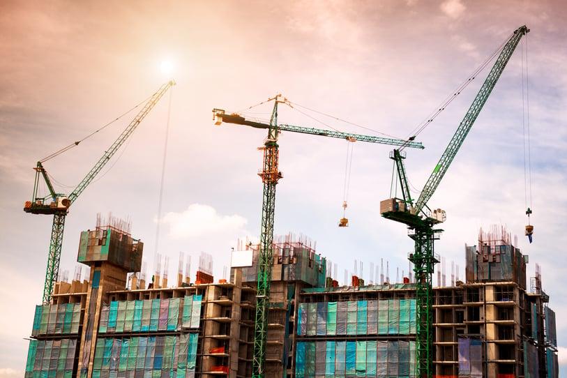 cranes-building construction