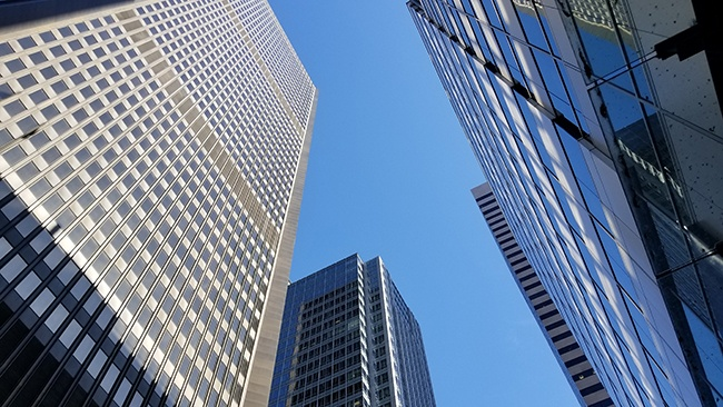 high-rise buildings in Seattle - (c) WSRB
